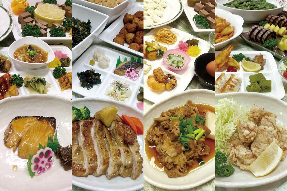 日替わり夕食メニュー1